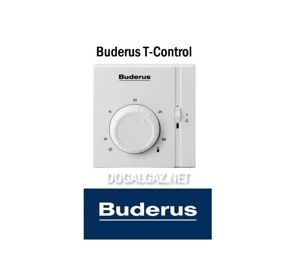Buderus T-Control On Off Oda Termostatı